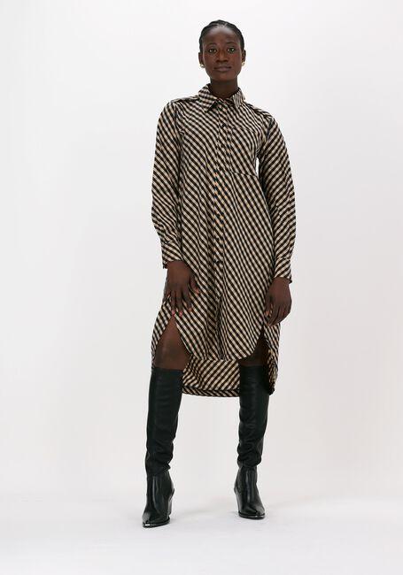 LEVETE ROOM Mini robe KAMMA 4 en noir - large