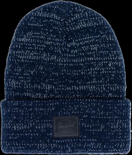 HERSCHEL Bonnet ABBOTT REFLECTIVE en bleu  - large