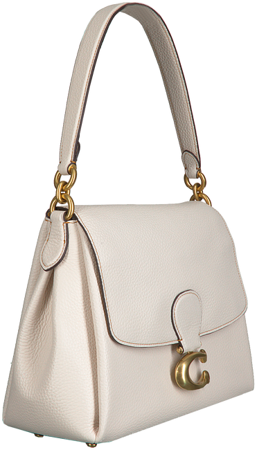 COACH Sac à main MAY SHOULDER BAG en blanc  - large