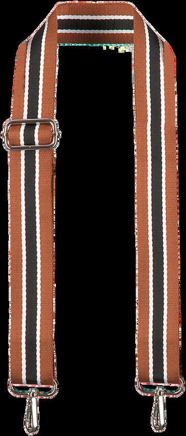 HVISK Sac bandoulière SHELL en marron  - larger