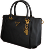 GUESS Sac à main DESTINY STATUS SATCHEL en noir  - small