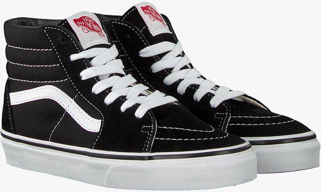 VANS Chaussure UY SK8-HI KIDS en noir  - large