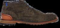 FLORIS VAN BOMMEL Chaussures à lacets 20102 en vert  - medium