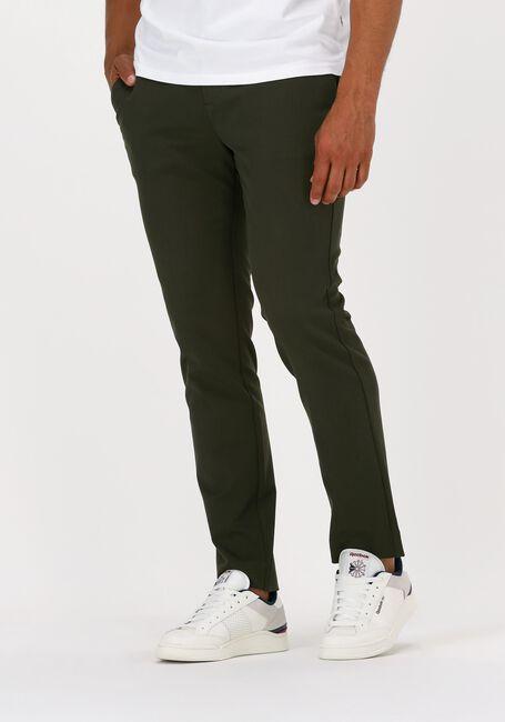 PLAIN Pantalon JOSH 315 Vert foncé  - large
