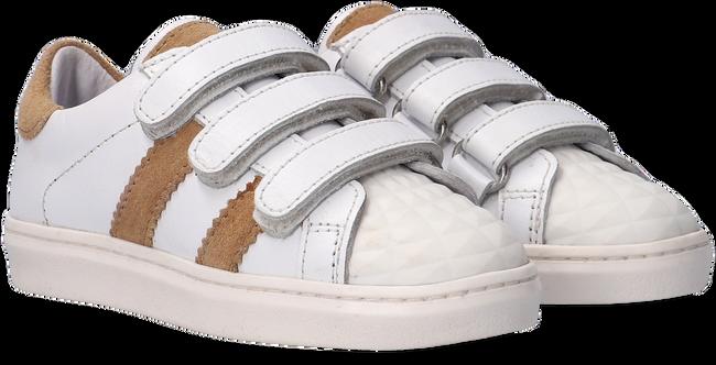 TON & TON Baskets basses E1835-212 en blanc  - large