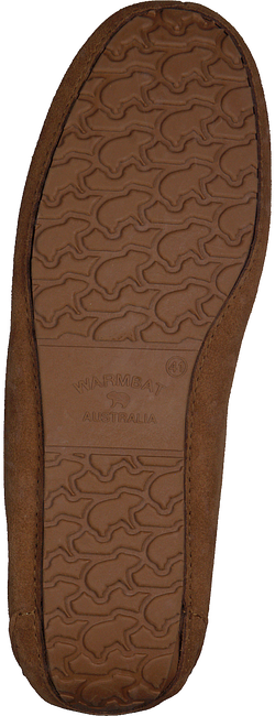 WARMBAT Chaussons EARLWOOD en cognac  - large