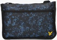 LYLE & SCOTT Porte-monnaie FLAT POUCH en bleu  - medium