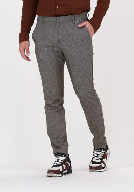 PLAIN Pantalon JOSH 489 en marron  - large