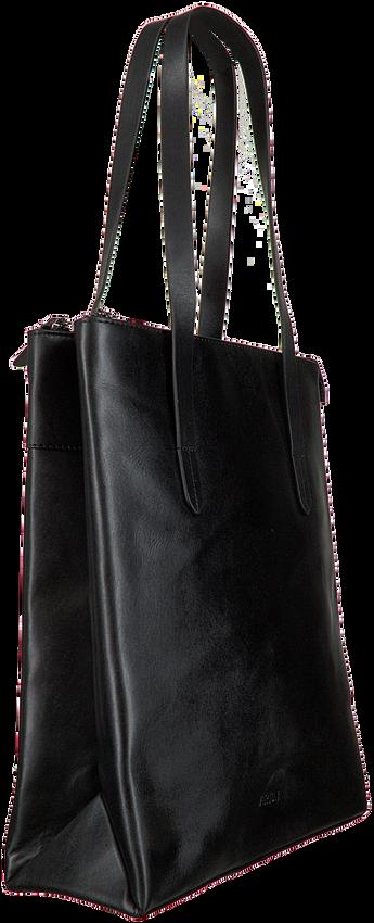VERTON Shopper 18597 en noir  - larger