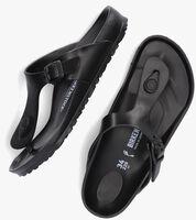 BIRKENSTOCK PAPILLIO Chaussure GIZEH EVA KIDS en noir  - medium