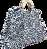 BECKSONDERGAARD Sac à main MIX FALKA BAG en bleu  - small