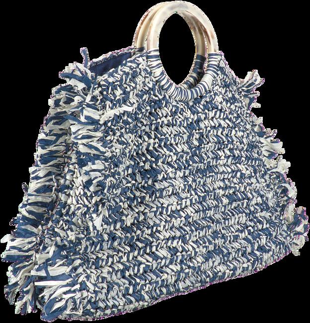 BECKSONDERGAARD Sac à main MIX FALKA BAG en bleu  - large