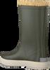IGOR Bottes en caoutchouc SPLASH NAUTICO BORREGUITO en vert  - small