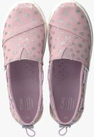 TOMS Chaussures à enfiler BIMINI en violet  - medium