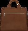 MYOMY Sac pour ordinateur portable MY LOCKER BAG BUSINESS en cognac  - small