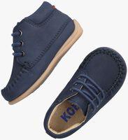 KOEL4KIDS Chaussures bébé 01M001 en bleu  - medium