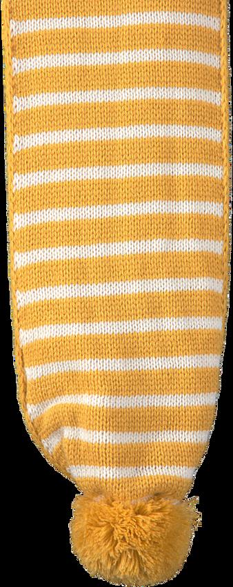TON & TON Foulard SVEA en jaune  - larger