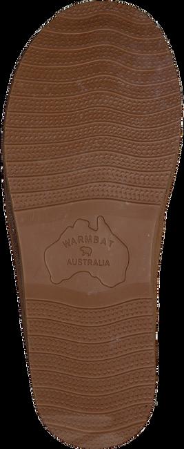 WARMBAT Chaussons BARRON en cognac  - large