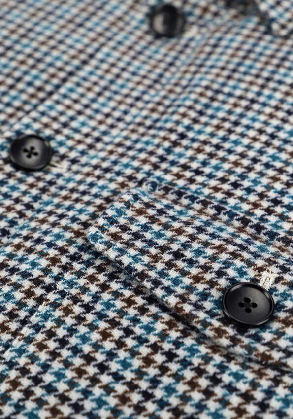 SELECTED HOMME Jack SLHBONAIR HYBRID JKT G BROWN C en multicolore - larger