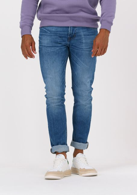 7 FOR ALL MANKIND Slim fit jeans RONNIE SPECIAL EDITION AMERICA en bleu - large