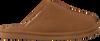 WARMBAT Chaussons BARRON en cognac  - small
