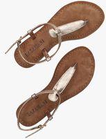 LAZAMANI Chaussure 75.422 en bronze  - medium