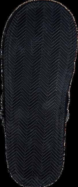 POLO RALPH LAUREN Chaussons SUMMIT SCUFF II en noir  - large