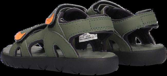 TIMBERLAND Sandales PERKINS ROW 2-STRAP en vert  - large
