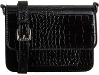 HVISK Sac bandoulière CAYMAN MINI en noir  - medium