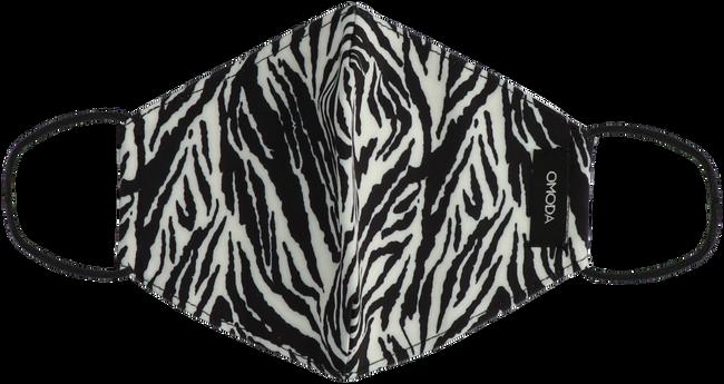 OMODA Porte-monnaie MONDKAPJE ZEBRA en noir  - large