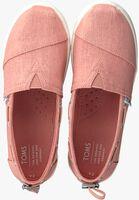 TOMS Chaussures à enfiler BIMINI en rose  - medium