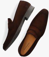 MAGNANNI Loafers 22816 en marron  - medium