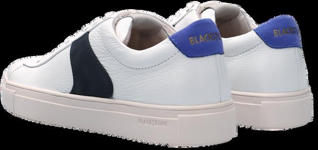 BLACKSTONE Baskets basses VG09 en blanc  - large