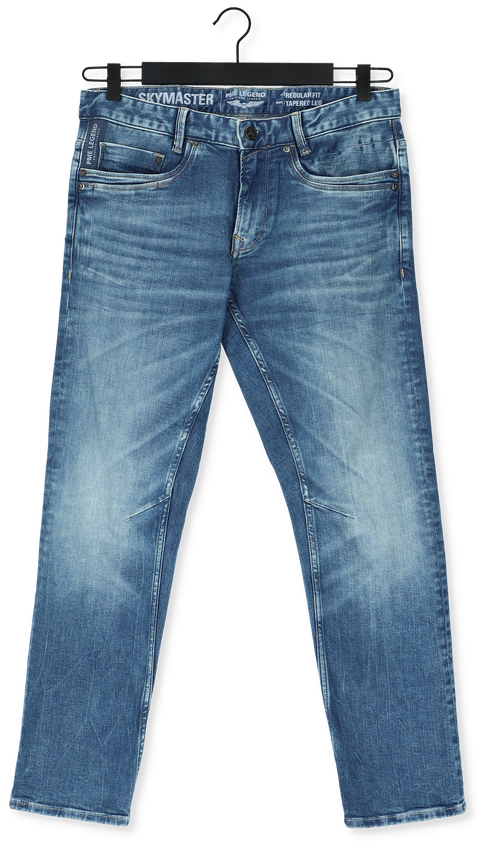 PME LEGEND Slim fit jeans SKYMASTER ROYAL BLUE VINTAGE Bleu foncé - larger