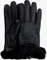 UGG Gants CLASSIC LOGO GLOVE en noir  - medium