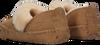 WARMBAT Chaussons BARRINE en camel  - small