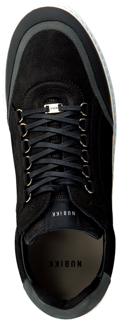 NUBIKK Baskets basses JIRO JONES en noir  - large