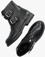 WYSH Biker boots KENDALL en noir  - medium