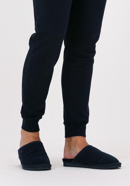 WARMBAT Chaussure CLASSIC UNISEX SUEDE en bleu  - large