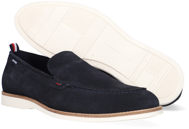 TOMMY HILFIGER Loafers CASUAL SPRING  LOAFER en bleu  - large