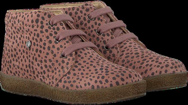 FALCOTTO Chaussures à lacets VEL.ST.PONY en rose  - large