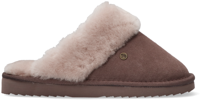 WARMBAT Chaussons FLURRY en taupe  - large