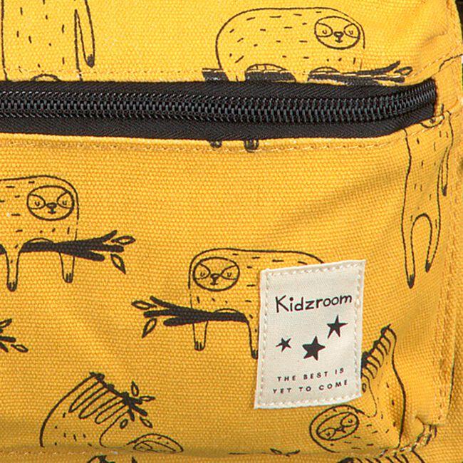 KIDZROOM Sac à dos ANIMAL en jaune  - large