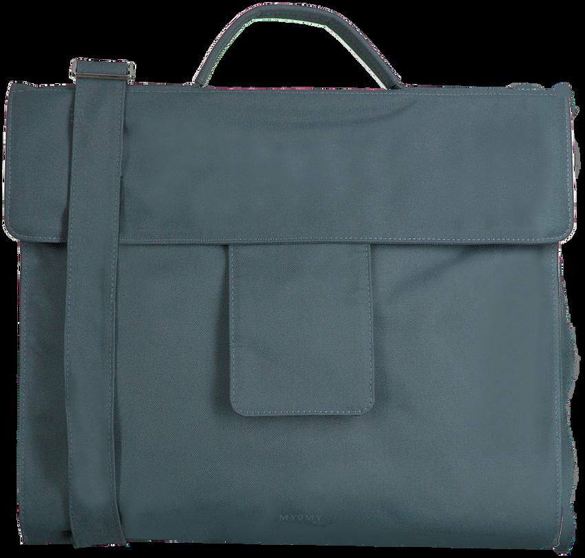MYOMY Sac pour ordinateur portable MY HOME BAG BUSINESS en bleu  - larger
