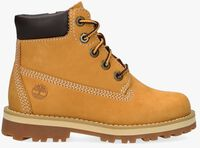 TIMBERLAND Bottines à lacets COURMA KID TRADITIONAL 6 INCH en camel  - medium