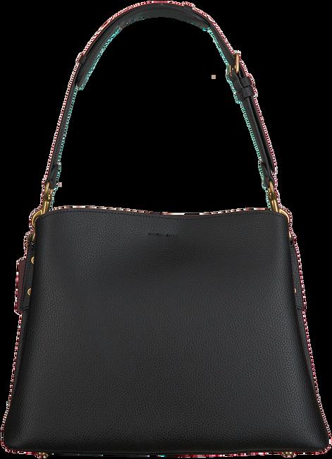 COACH Sac à main WILLOW SHOULDER BAG en noir  - large