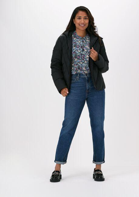 LEE Mom jeans CAROL (REGULAR STRAIGHT CROPPE en bleu  - large