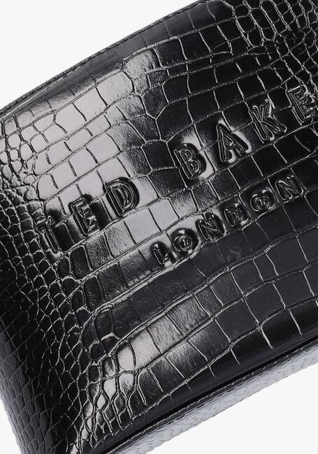 TED BAKER Trousse de toilette CROCALA en noir  - large