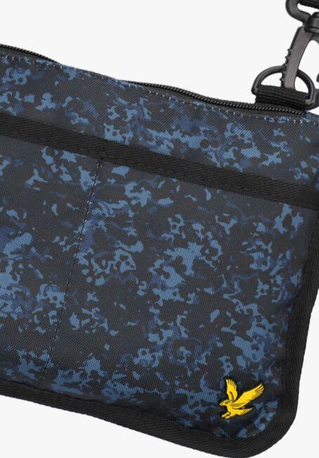 LYLE & SCOTT Porte-monnaie FLAT POUCH en bleu  - large