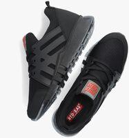 RED-RAG Baskets basses 13557 en noir  - medium